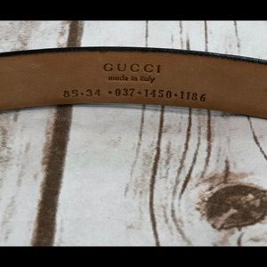 Gucci Accessories - Gucci belt